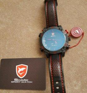 Shark Sport Watch SH-105 Red