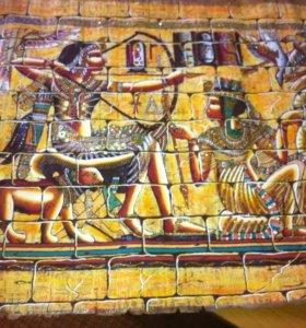 Картина папирус