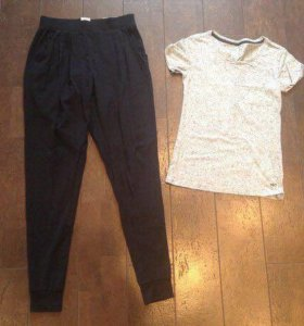 Новые штаны и бонус adidas