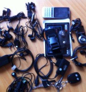 Наушники телефон плеер