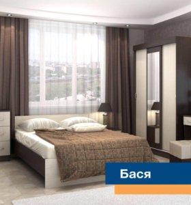 Спальня Бася МФ Сура