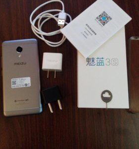 Смартфон Meizu m3s mini