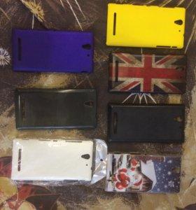 Чехлы Sony Xperia C3