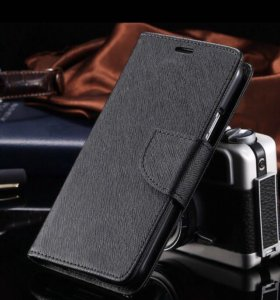 Samsung Galaxy s5 чехол-книжка из кожи