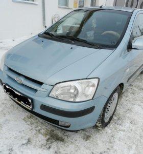 Hyundai  Getz 2004 г