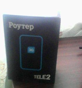 3G Роутер + модем
