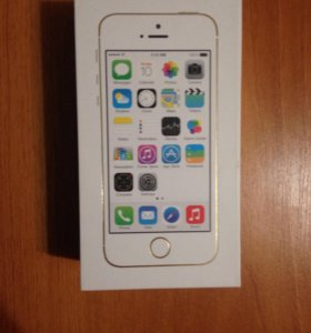 Iphon 5s 16gb gold