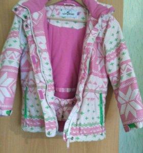 Зимняя куртка 146-76