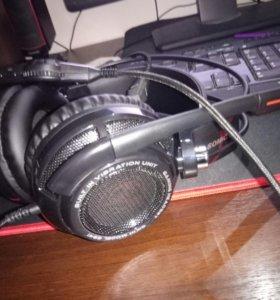Игровые наушники Somic G941 USB 7.1