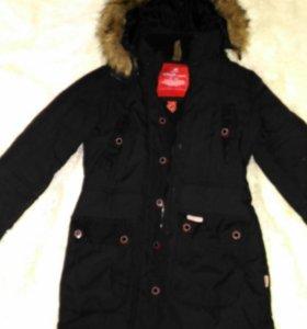 Пальто на теплую зиму