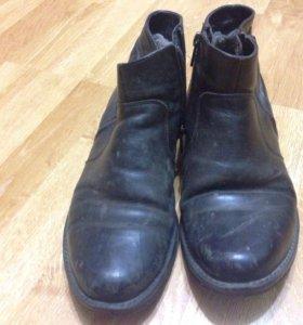 зимняя - весенняя обувь