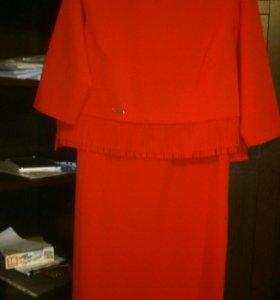 Класное и качественное платье