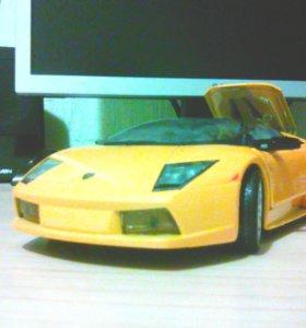 Машина ламборгини