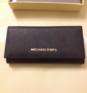 MK кошелёк новый