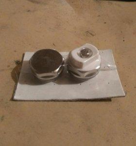 Кран маевского и заглушка комплект