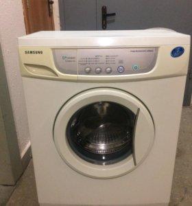 Стиральная машина Samsung (привезу)
