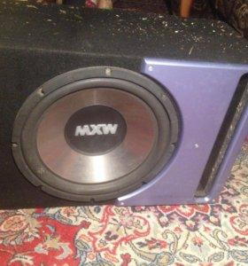 Сабвуфер Maxwatt ML-12HP.