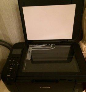 Продам принтер Canon МФУ(сканер,принтер,ксерокс)