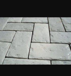 Брусчатка.тротуарная плитка.