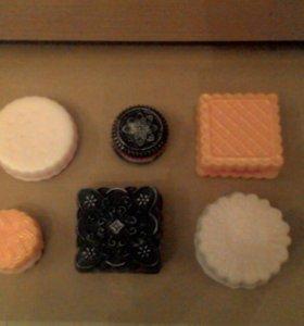 Набор мыла ручной работы ,,Печенье,,