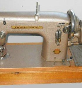Швейная машинка подольск с пром.эл.приводом