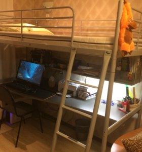Кровать (стол письменный/для компьютера)