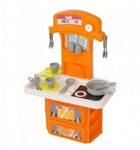 Детская кухня Smart (свет, звук)