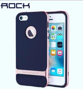 Оригинальный чехол ROCK,на айфон 5s