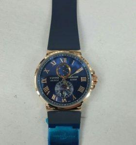 Стильные мужские часы Ulуssе Nаrdin реплика