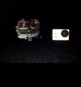 Full HD экшн камера спорт 1080 р