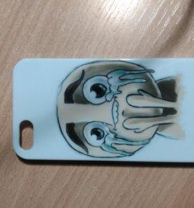 Чехол (бампер) на iPhone 5s