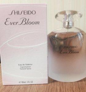 Shiseido Ever Blum туалетная вода 90мл.оригинал.