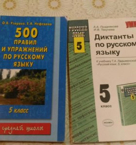 500 правил и упражнений по русскому языку\Диктантз