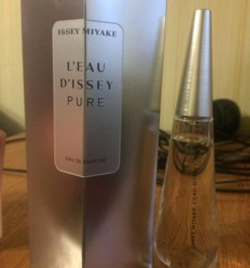 ISSEY MIYAKE парфюмерная вода 30мл.оригинал.
