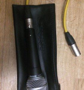 Микрофон эстрадный