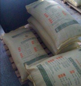 Зерно комбикорм корм для животных
