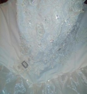 Свадебное платьице 💟💟
