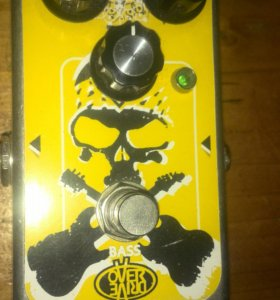 Bass Overdrive от Andrew Engineering Switching