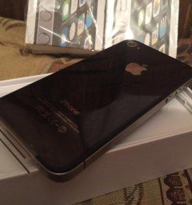 IPhone 4s 16gb Black (новые)