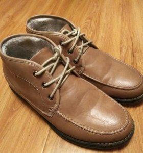 Мужские ботинки SPUR 42р б/у