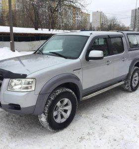 Автомобиль Ford Ranger