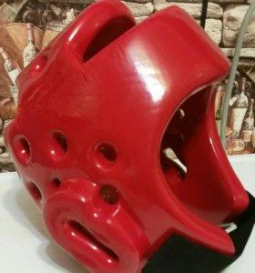 Шлем для занятия тэквандо