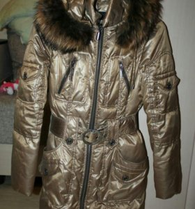 Продам пальто пух
