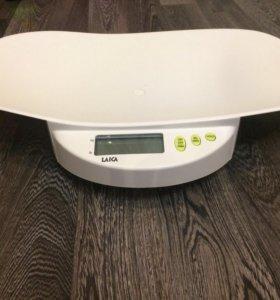 Детские электронные весы LAICA MD 6141