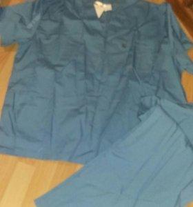 медицинский костюм 54-56