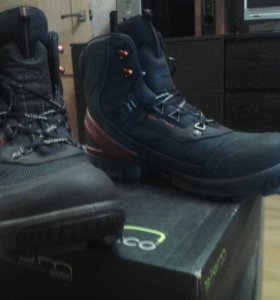 Ecco новые ботинки