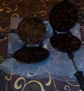 Грибочки и печенья