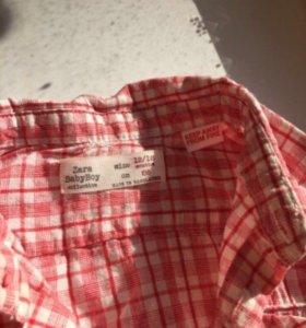Льняные штаны/бриджи и рубашка