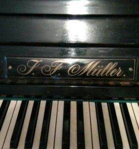 Продам пианино МЮЛЛЕР