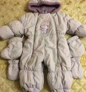 Куртка детское  от 0-12 месяцев
